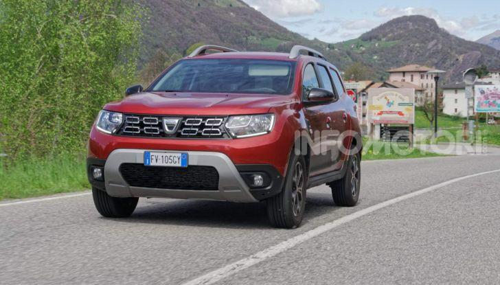 Prova doppia tra SUV best seller: Dacia Duster e Ford EcoSport - Foto 2 di 47