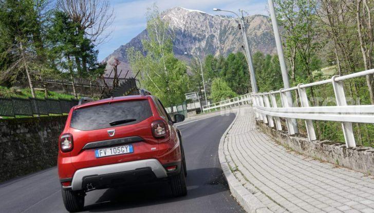 Prova doppia tra SUV best seller: Dacia Duster e Ford EcoSport - Foto 3 di 47