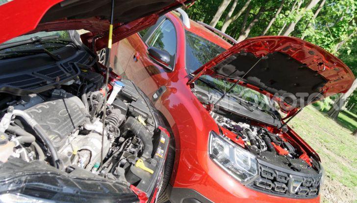 Prova doppia tra SUV best seller: Dacia Duster e Ford EcoSport - Foto 23 di 47
