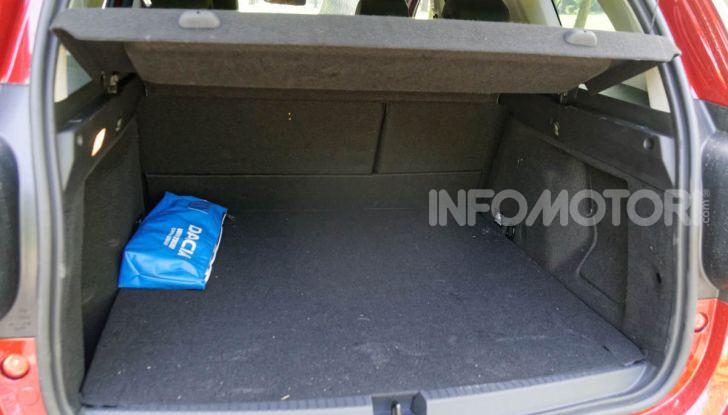 Prova doppia tra SUV best seller: Dacia Duster e Ford EcoSport - Foto 37 di 47