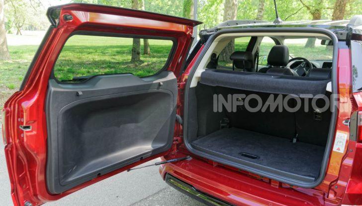 Prova doppia tra SUV best seller: Dacia Duster e Ford EcoSport - Foto 38 di 47