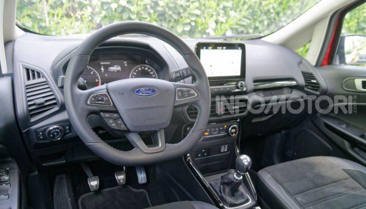 Prova doppia tra SUV best seller: Dacia Duster e Ford EcoSport - Foto 40 di 47