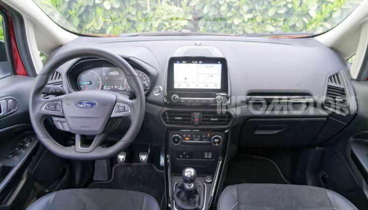 Prova doppia tra SUV best seller: Dacia Duster e Ford EcoSport - Foto 41 di 47