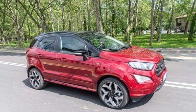 Ford Ecosport: i tappetini nascono dalle bottiglie di plastica riciclata