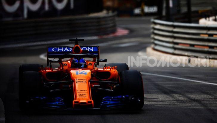 F1 2019 GP Monaco, prove libere: Mercedes in vetta con Hamilton davanti a Bottas, Vettel terzo - Foto 29 di 32