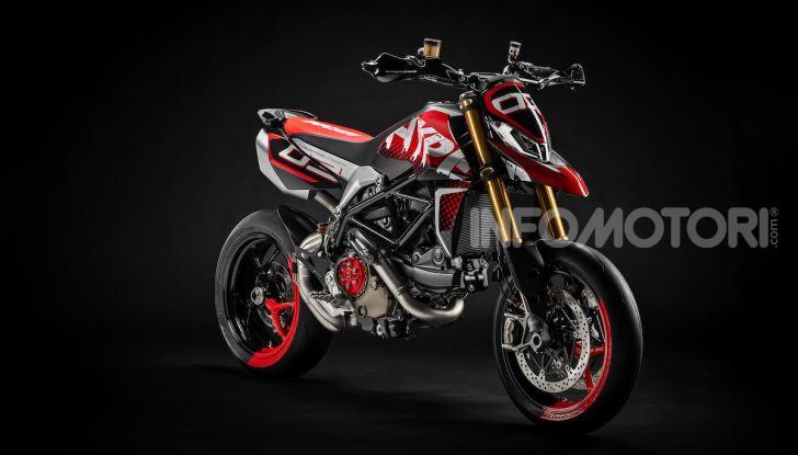 Ducati Hypermotard 950 2020, Il Concept ha la frizione a secco - Foto 2 di 9