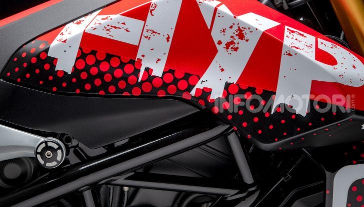 Ducati Hypermotard 950 2020, Il Concept ha la frizione a secco - Foto 8 di 9