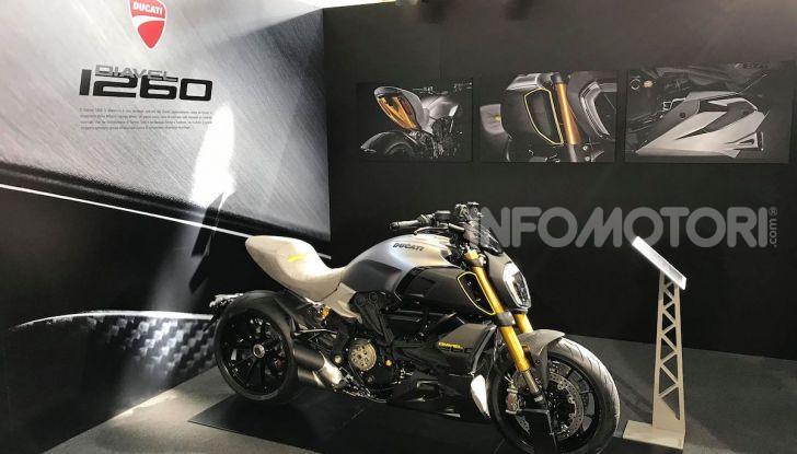 Ducati Diavel 1260 Materico in mostra al MOARD - Foto 3 di 4
