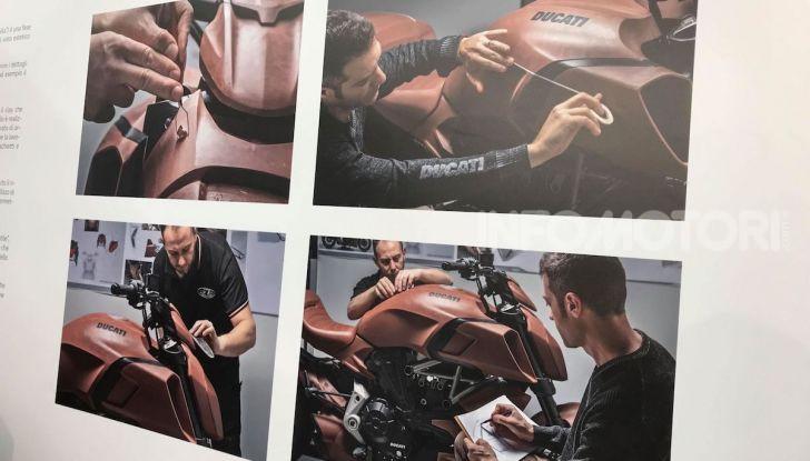 Ducati Diavel 1260 Materico in mostra al MOARD - Foto 4 di 4