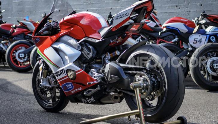Ducati: arriva la V4 R in versione StreetFighter - Foto 5 di 7