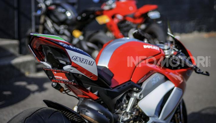 Ducati: arriva la V4 R in versione StreetFighter - Foto 6 di 7