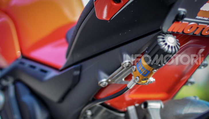 Ducati: arriva la V4 R in versione StreetFighter - Foto 7 di 7