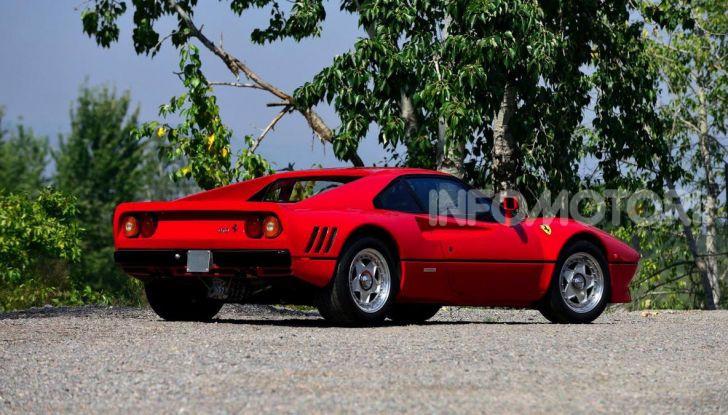Ruba una Ferrari 288 GTO da 2 milioni di euro chiedendo di provarla - Foto 2 di 6
