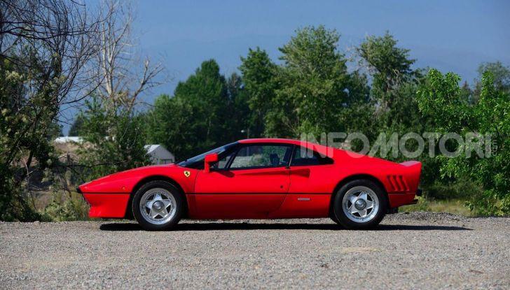 Ruba una Ferrari 288 GTO da 2 milioni di euro chiedendo di provarla - Foto 3 di 6