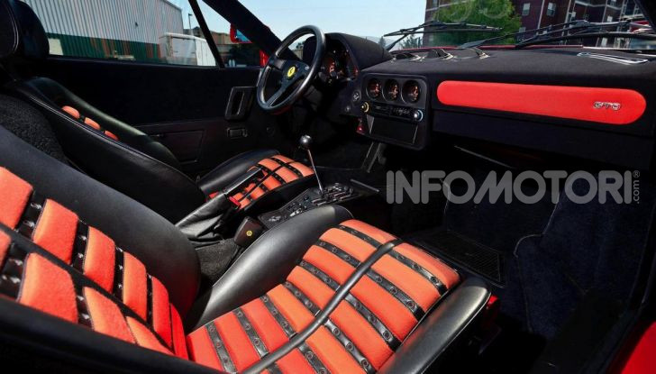 Ruba una Ferrari 288 GTO da 2 milioni di euro chiedendo di provarla - Foto 5 di 6