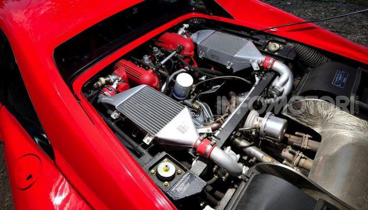 Ruba una Ferrari 288 GTO da 2 milioni di euro chiedendo di provarla - Foto 6 di 6