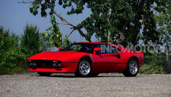 Ruba una Ferrari 288 GTO da 2 milioni di euro chiedendo di provarla - Foto 1 di 6