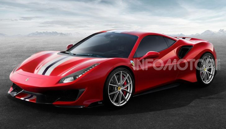 La Ferrari 488 Hybrid 2019 debutta a Maranello: 1.000CV di potenza ibrida - Foto 8 di 13
