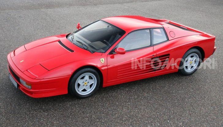 Ferrari, Lamborghini, Porsche e Mercedes all'asta senza riserva su Catawiki - Foto 1 di 11