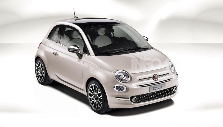 Fiat 500 MY 2019: arrivano le nuove versioni Star e Rockstar - Foto 11 di 18