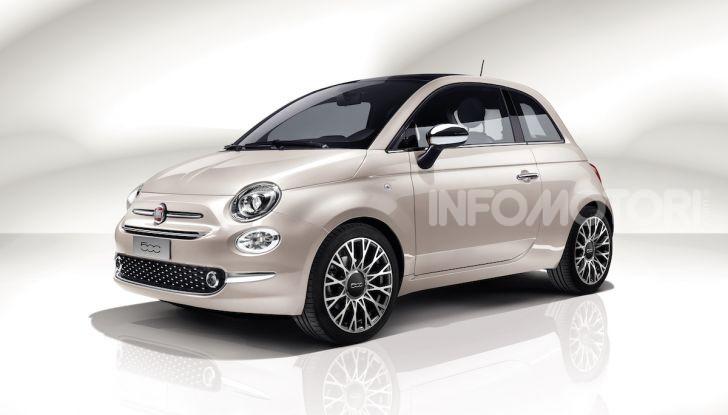 Fiat 500 MY 2019: arrivano le nuove versioni Star e Rockstar - Foto 12 di 18