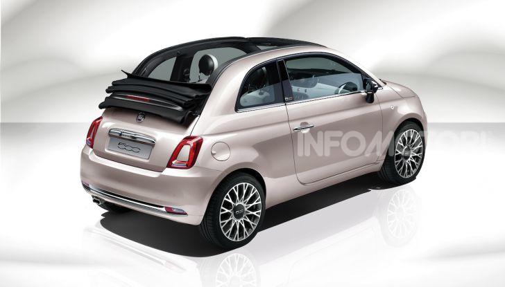 Fiat 500 MY 2019: arrivano le nuove versioni Star e Rockstar - Foto 13 di 18