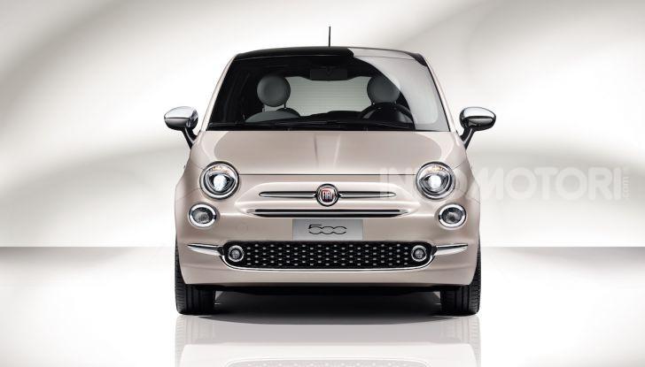 Fiat 500 MY 2019: arrivano le nuove versioni Star e Rockstar - Foto 14 di 18