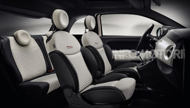 Fiat 500 MY 2019: arrivano le nuove versioni Star e Rockstar - Foto 17 di 18
