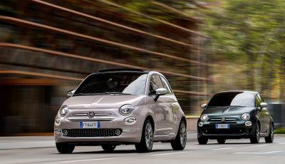 Fiat 500 MY 2019: arrivano le nuove versioni Star e Rockstar