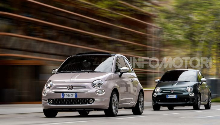 Calendario Raduni Fiat 500 2020.Fiat 500 My 2019 Arrivano Le Nuove Versioni Star E Rockstar