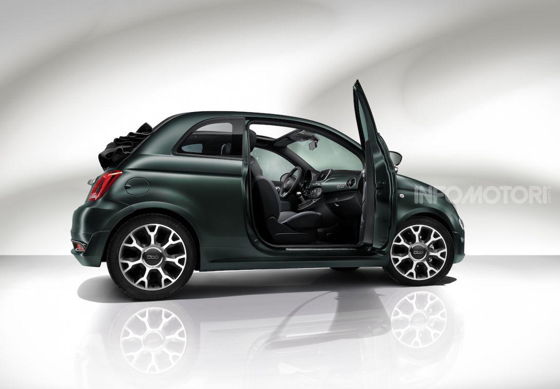Fiat 500 My 2019 Arrivano Le Nuove Versioni Star E Rockstar
