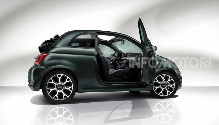Fiat 500 MY 2019: arrivano le nuove versioni Star e Rockstar - Foto 2 di 18