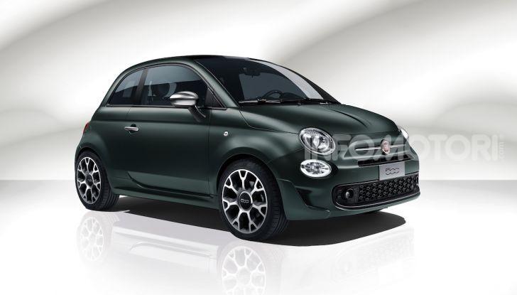 Fiat 500 MY 2019: arrivano le nuove versioni Star e Rockstar - Foto 5 di 18