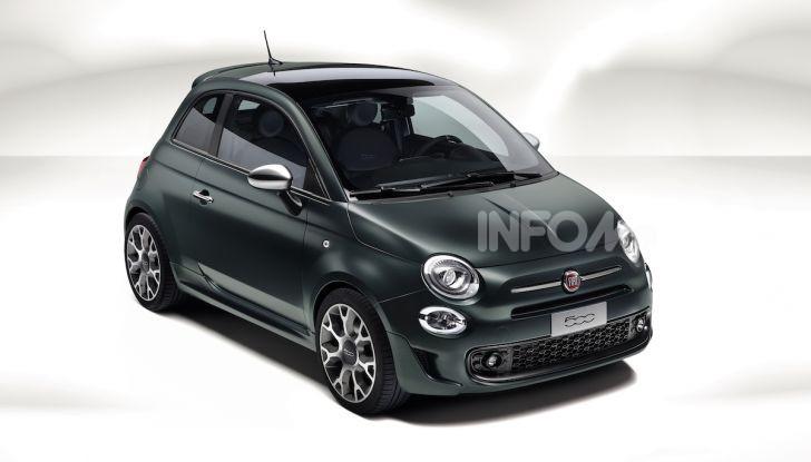 Fiat 500 MY 2019: arrivano le nuove versioni Star e Rockstar - Foto 6 di 18