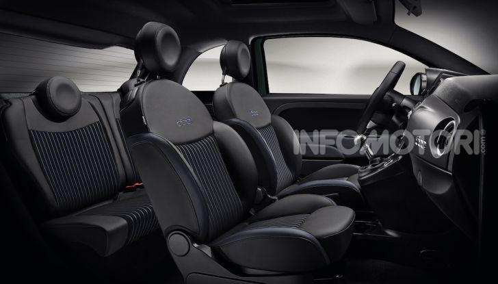 Fiat 500 MY 2019: arrivano le nuove versioni Star e Rockstar - Foto 9 di 18