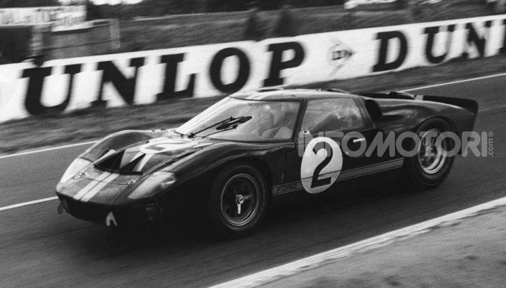 Le Mans, il Film Ford v. Ferrari con Matt Damon e Christian Bale al cinema - Foto 4 di 10