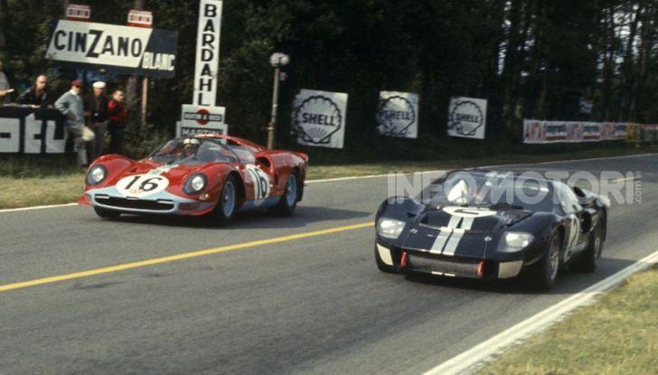 Le Mans, il Film Ford v. Ferrari con Matt Damon e Christian Bale al cinema - Foto 10 di 10