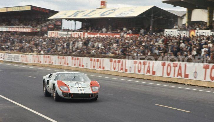 Le Mans, il Film Ford v. Ferrari con Matt Damon e Christian Bale al cinema - Foto 5 di 10