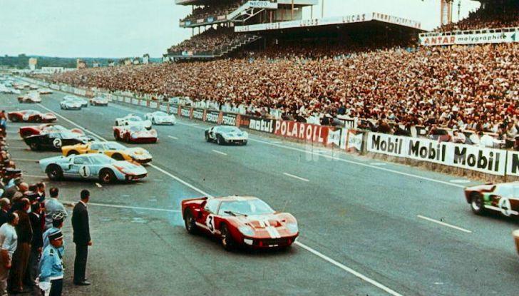 Le Mans, il Film Ford v. Ferrari con Matt Damon e Christian Bale al cinema - Foto 6 di 10