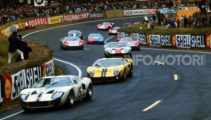 Le Mans, il Film Ford v. Ferrari con Matt Damon e Christian Bale al cinema - Foto 8 di 10