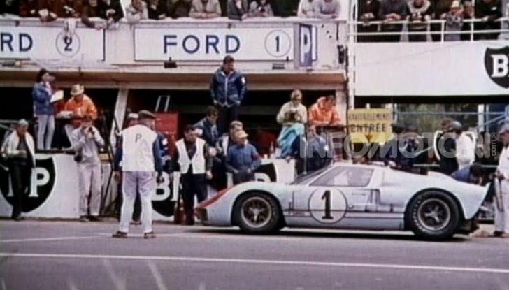 Le Mans, il Film Ford v. Ferrari con Matt Damon e Christian Bale al cinema - Foto 9 di 10