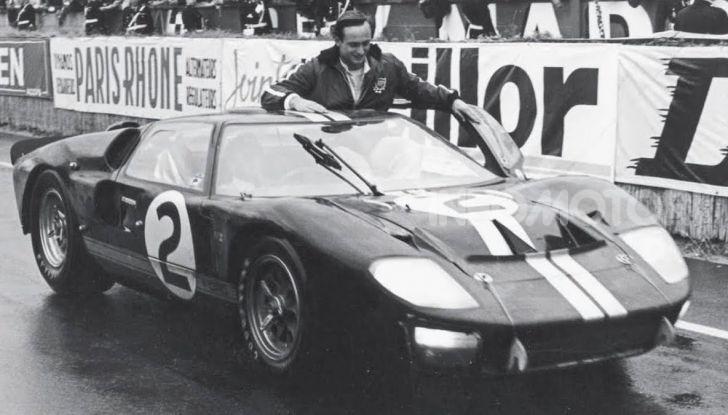 Le Mans, il Film Ford v. Ferrari con Matt Damon e Christian Bale al cinema - Foto 2 di 10