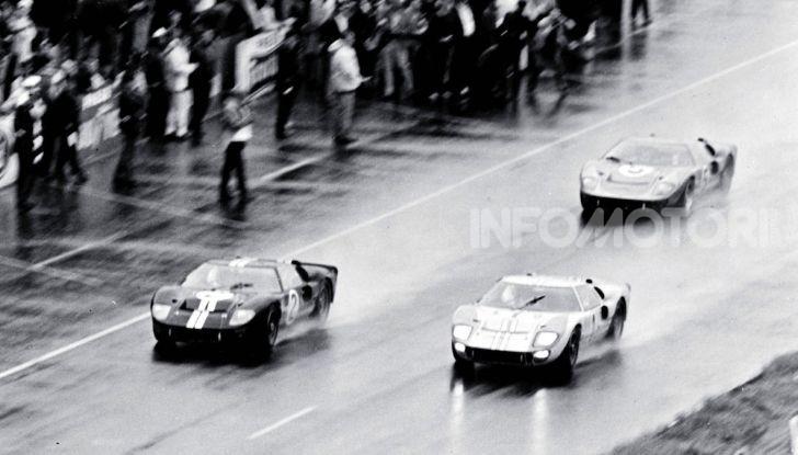 Le Mans, il Film Ford v. Ferrari con Matt Damon e Christian Bale al cinema - Foto 3 di 10