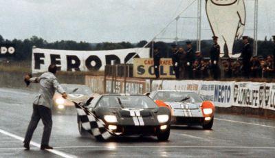 Le Mans, il Film Ford v. Ferrari con Matt Damon e Christian Bale al cinema