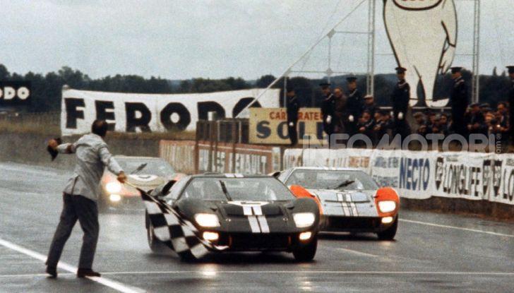Le Mans, il Film Ford v. Ferrari con Matt Damon e Christian Bale al cinema - Foto 1 di 10