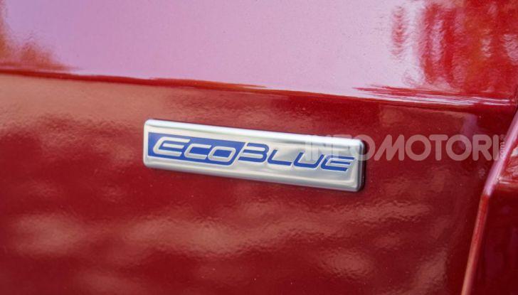Prova Ford EcoSport 2019, il rinnovato B-SUV dell'ovale blu alla conquista dell'Europa - Foto 53 di 54