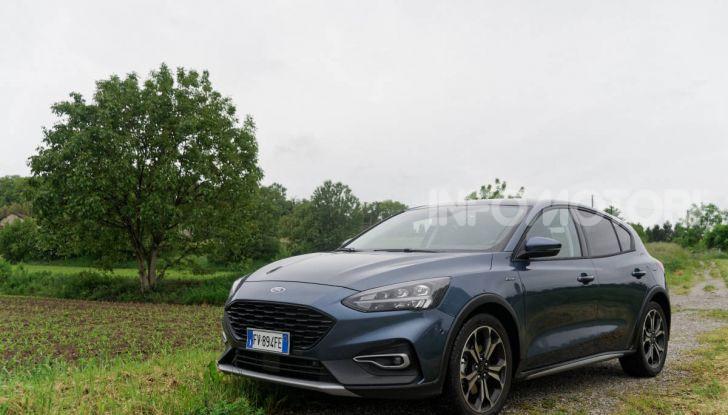 [VIDEO] Prova Ford Focus Active, la berlina che gioca alla crossover! - Foto 1 di 48