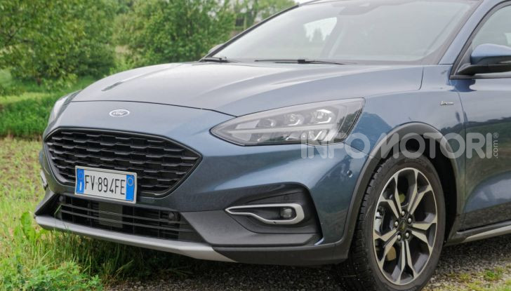 [VIDEO] Prova Ford Focus Active, la berlina che gioca alla crossover! - Foto 2 di 48