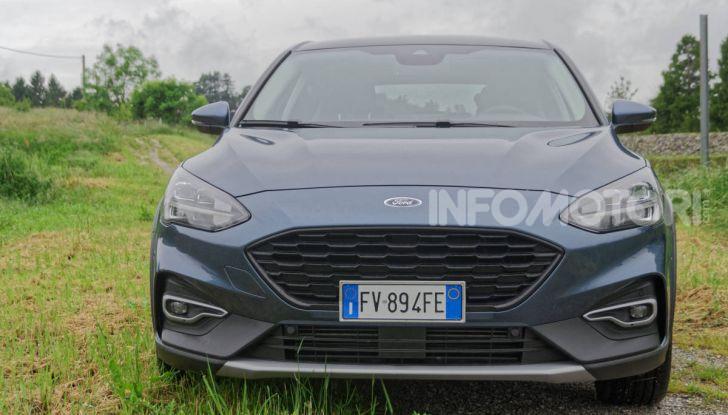 [VIDEO] Prova Ford Focus Active, la berlina che gioca alla crossover! - Foto 5 di 48