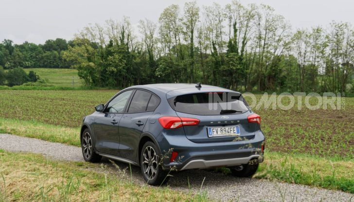 [VIDEO] Prova Ford Focus Active, la berlina che gioca alla crossover! - Foto 14 di 48